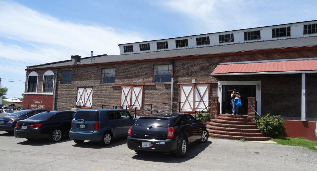 Depot Station