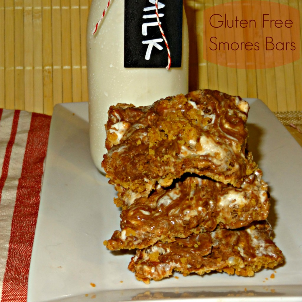 Gluten free smores bars2