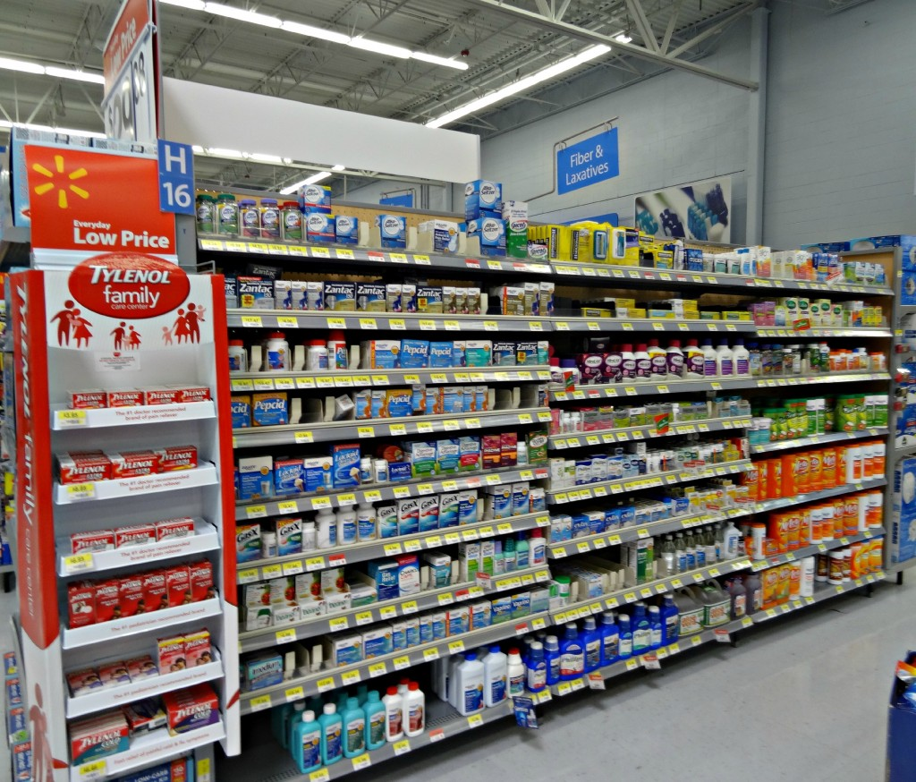Walmart, #naturalprobiotics
