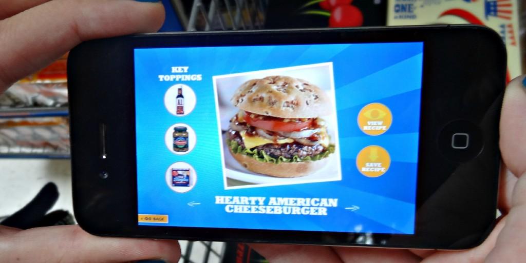 Hearty American Cheeseburger