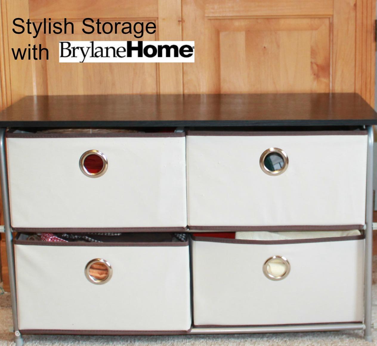 Brylane Home Kitchen: Super Storage With Brylane Home