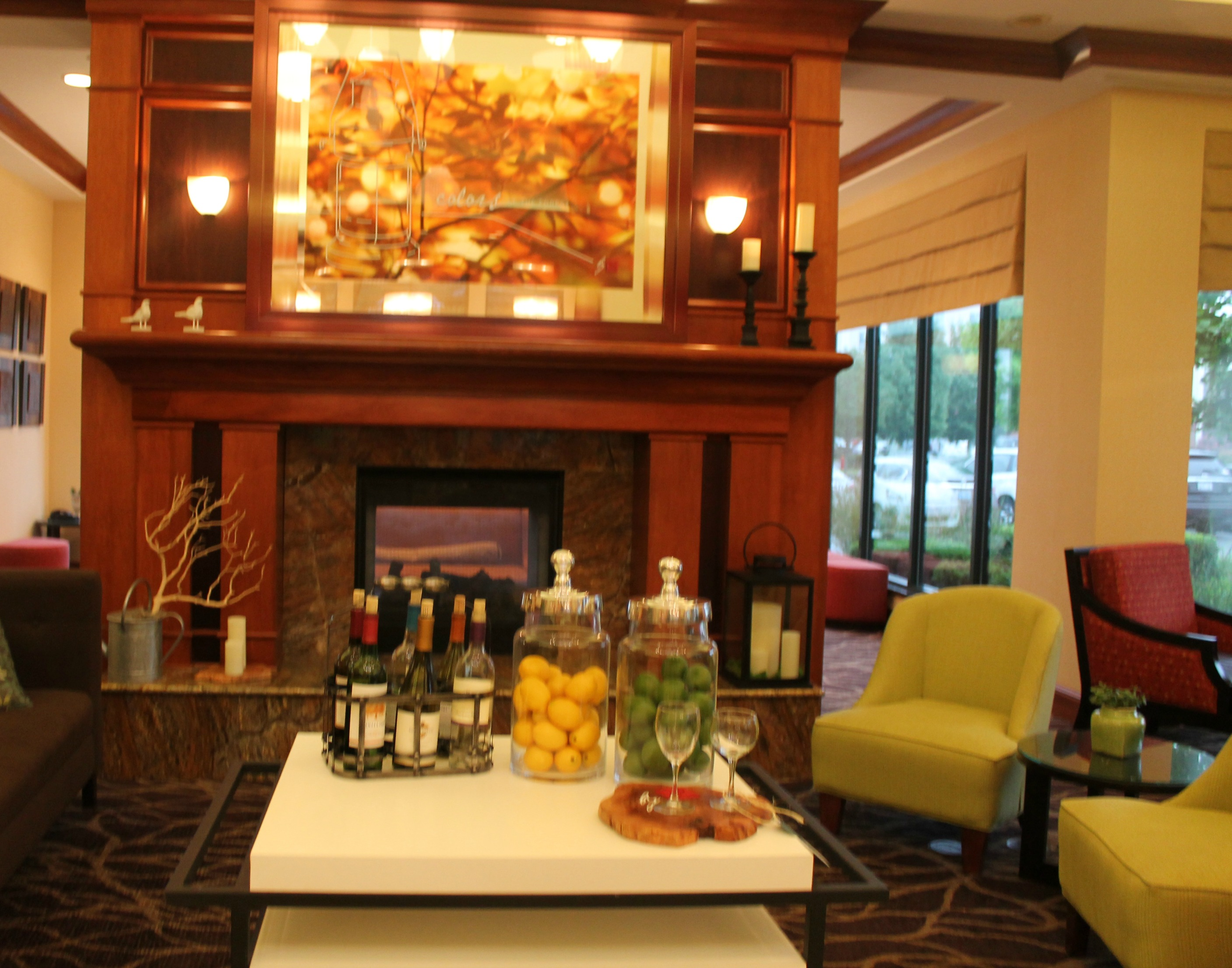Southern Hospitality Comfort Hilton Garden Inn Bowling Green