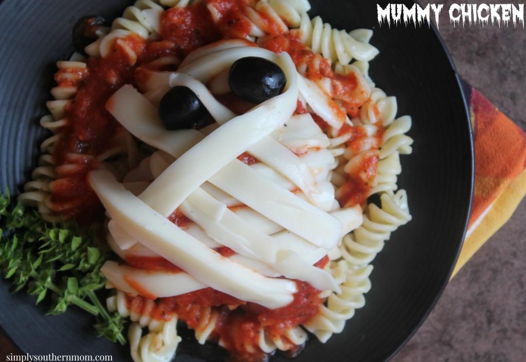 Mummy Chicken recipe
