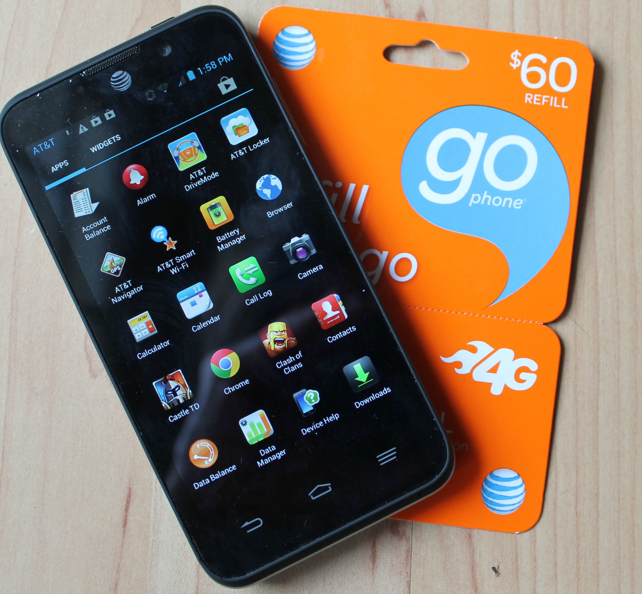 gophone holiday deals