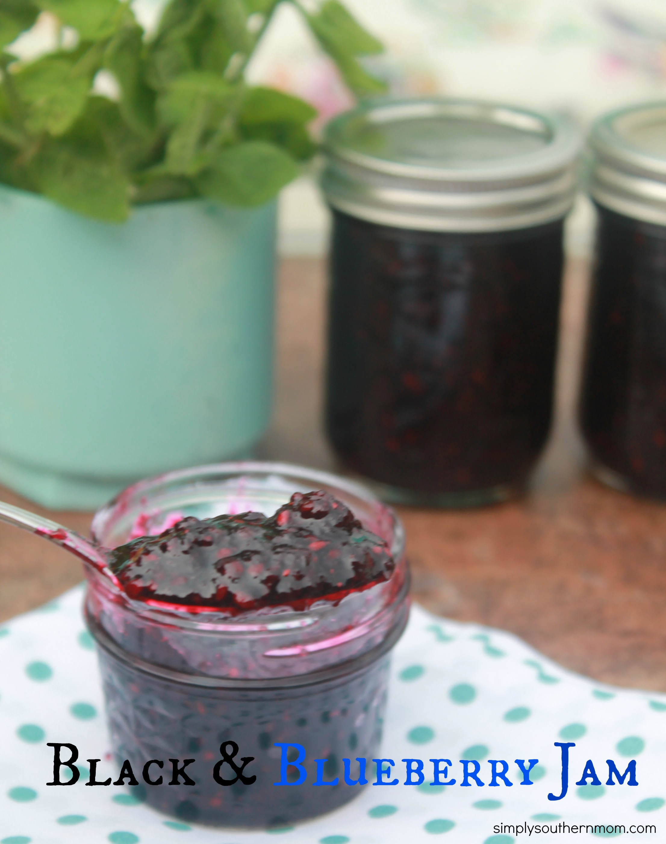 recipe: fresh blueberry jam recipe [30]