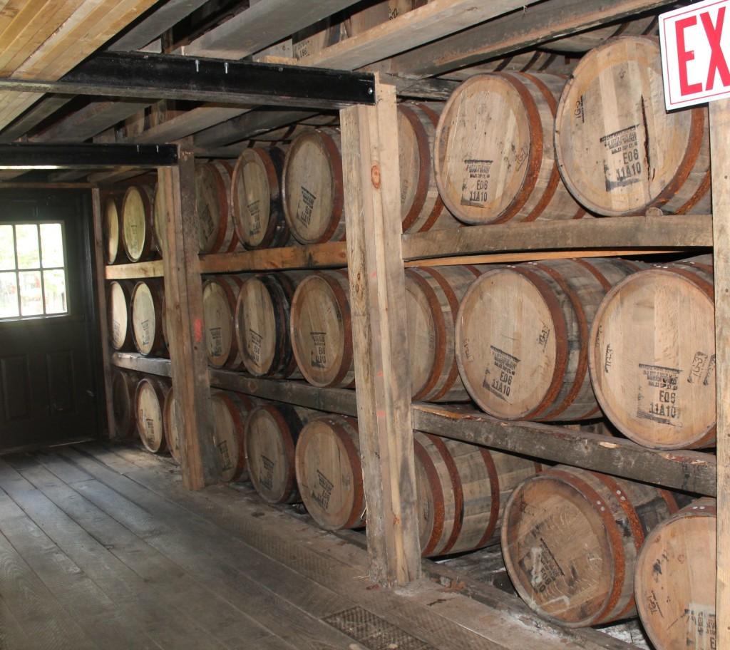 Maker's Mark Bourbon Barrels