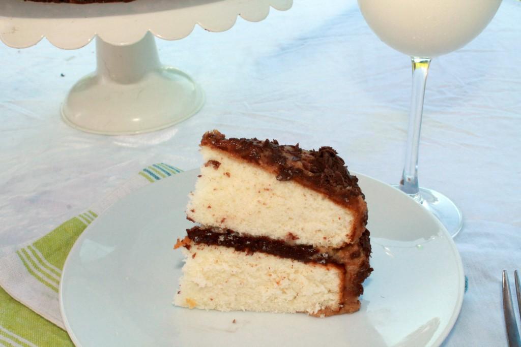 Peanut butter cake 3
