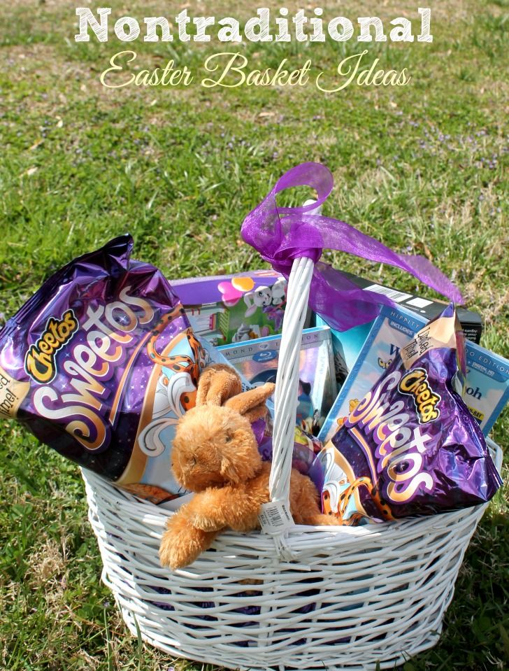How to make a family fun easter basket simply southern mom nontraditional easter basket ideas compressor negle Choice Image
