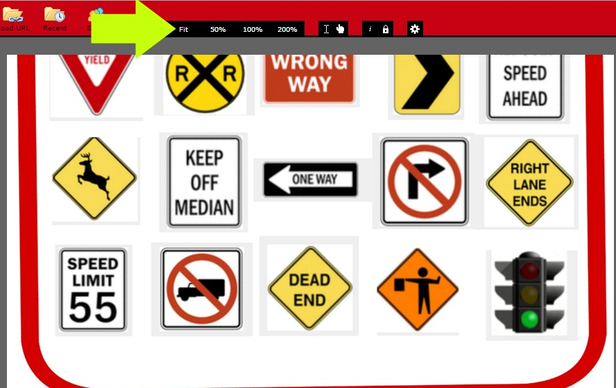 picture about Printable Traffic Sign known as Free of charge Obtain That Signal Printable Car or truck Recreation For Young children