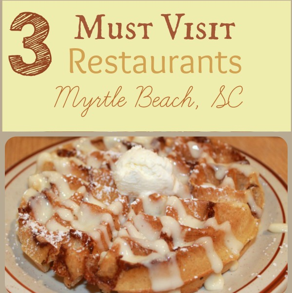 Best Restaurants Myrtle Beach Sc