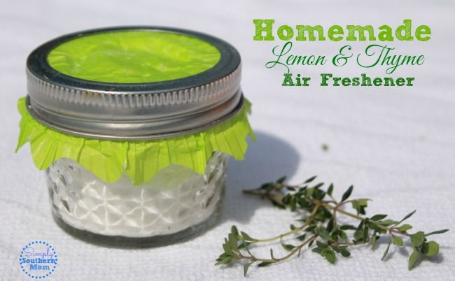 How To Make DIY Homemade Air Freshener