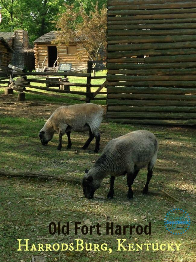 Old Fort Harrod Harrodsburg, KY