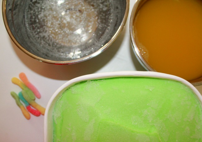 ingredients for slime punch