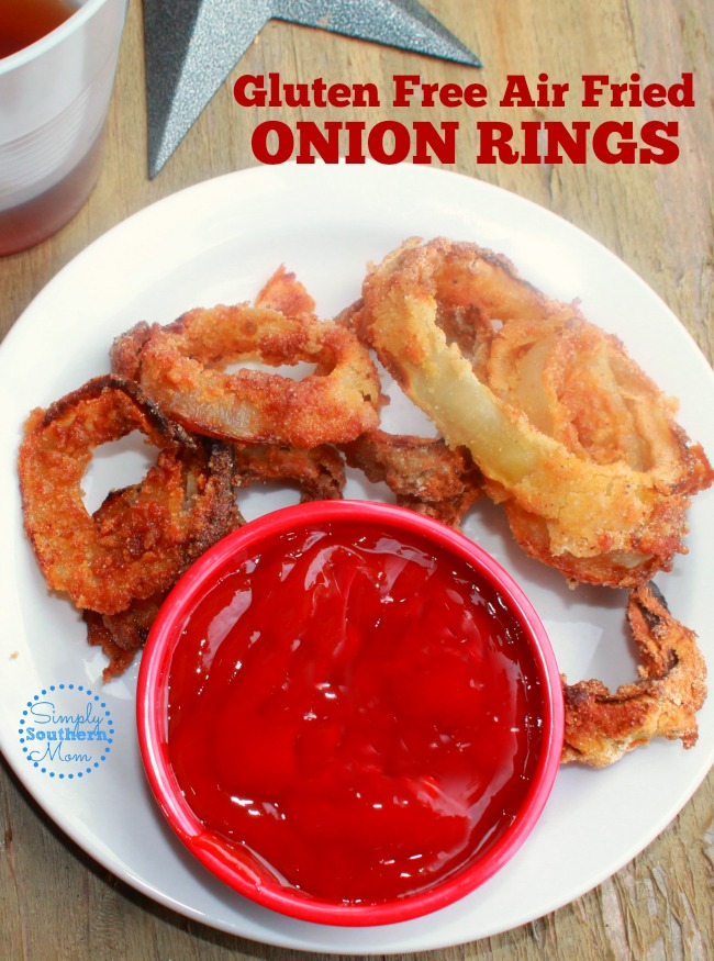 Gluten Free Air Fried Onion Rings Recipe Simply Southern Mom