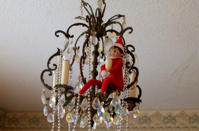 elf-and-chandelier