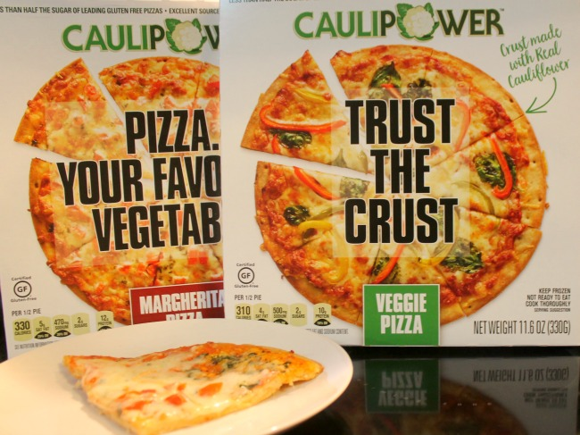 Caulipower Pizza
