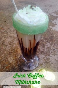 Irish Coffee Milkshake Recipe