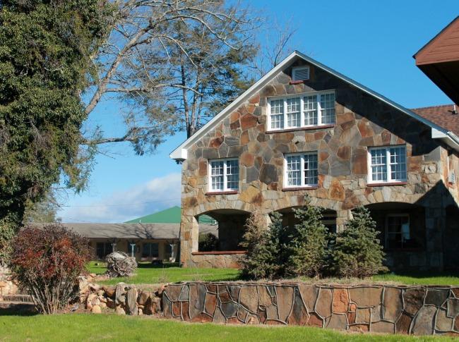 Rock House At The Dillard House