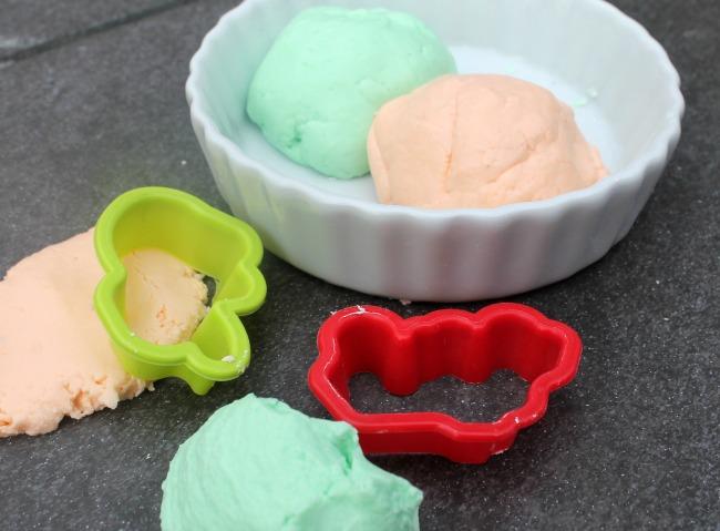 Easy Aromatherapy Play Dough Recipe