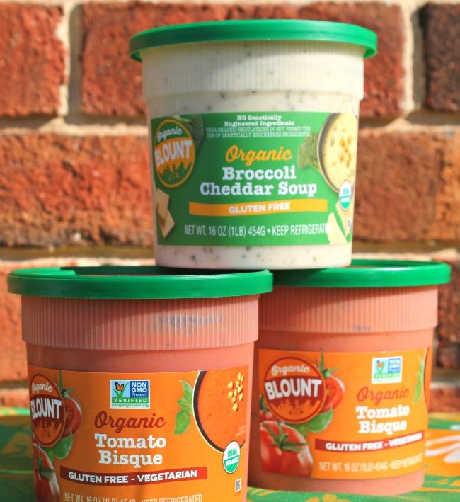 Blount Organic Soups 2