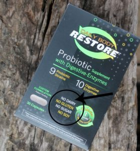 Daily Body Restore Probiotics Review