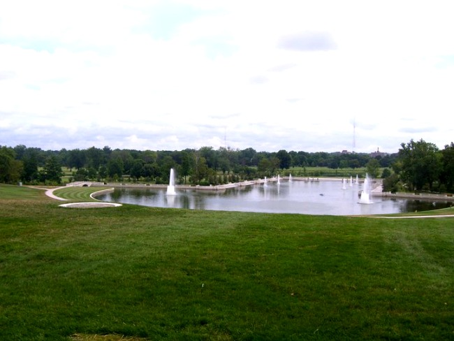 Forest Park Pond
