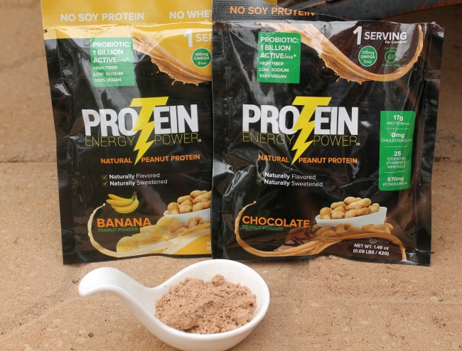 Protein Plus Peanut Powder