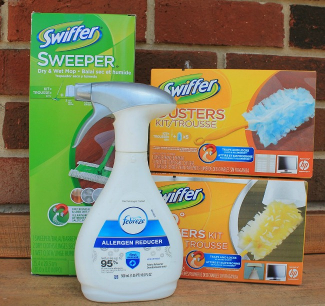 swiffer-cleaning products new